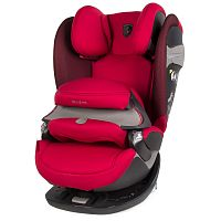 Автокресло CYBEX Pallas S-Fix Scuderia Ferrari Racing Red