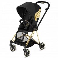 Коляска прогулочная CYBEX MIOS Jeremy Scott Wings Wings Black