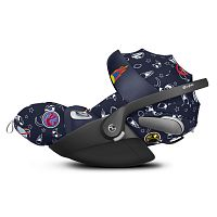Автокресло CYBEX Cloud Z i-Size Space Rocket Navy Blue by Anna K Navy Blue, Space Rocket
