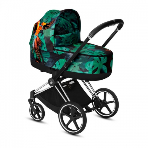 Коляска-люлька CYBEX PRIAM III Birds of Paradise