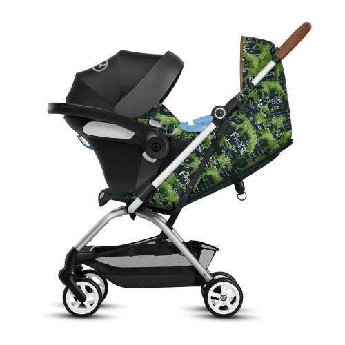 Автокресло CYBEX Aton M i-Size VALUES FOR LIFE фото 7