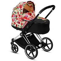 Коляска-люлька CYBEX PRIAM III Spring Blossom Light